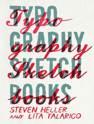 9781616890377: Typography Sketchbooks