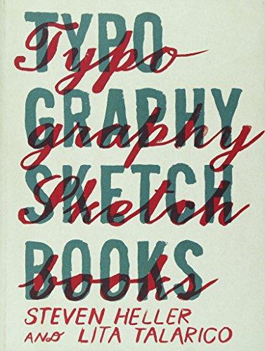 9781616890421: Typography Sketchbooks