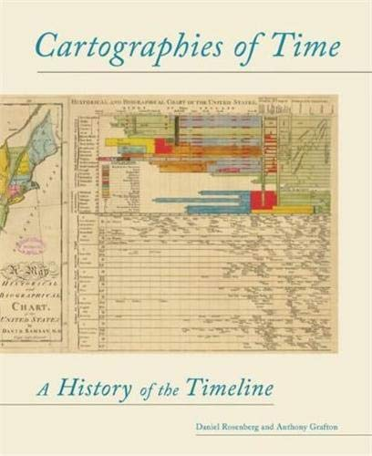 9781616890582: Cartographies of Time: A History of the Timeline