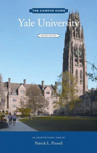 9781616890643: Yale University Campus Guide, 2nd Edition (The Campus Guide)