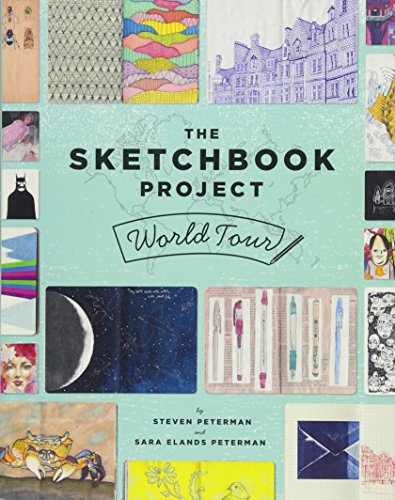 9781616891688: The Sketchbook Project World Tour