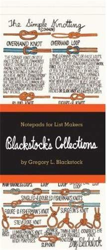 9781616891923: Blackstock's Collections Notepads