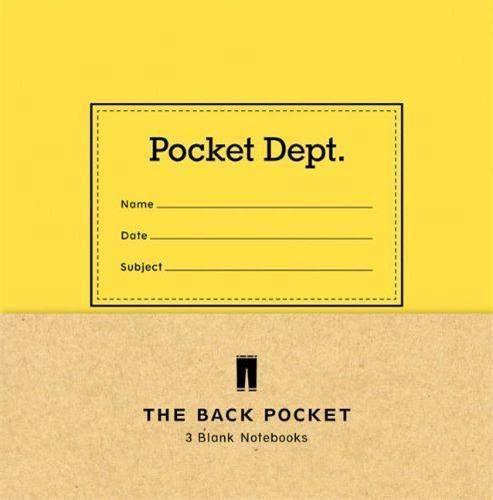 9781616891992: The Back Pocket: Pocket Department