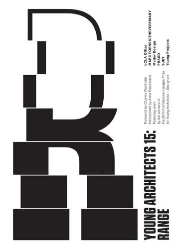 Young Architects 15 /Anglais: Range