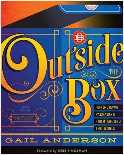 9781616893361: Outside the Box: Hand-Drawn Packaging from Around the World