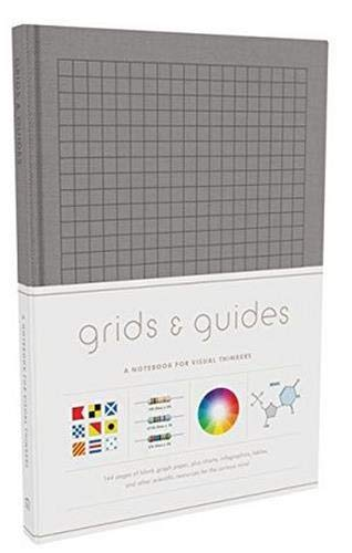 9781616895273: Grids & Guides (Gray): A Notebook for Visual Thinkers (Grids and Guides)