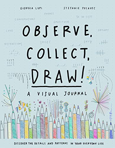 9781616897147: Observe, Collect, Draw ! : A visual journal
