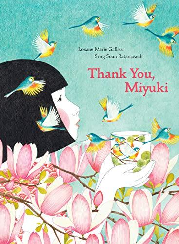9781616899011: Thank You, Miyuki