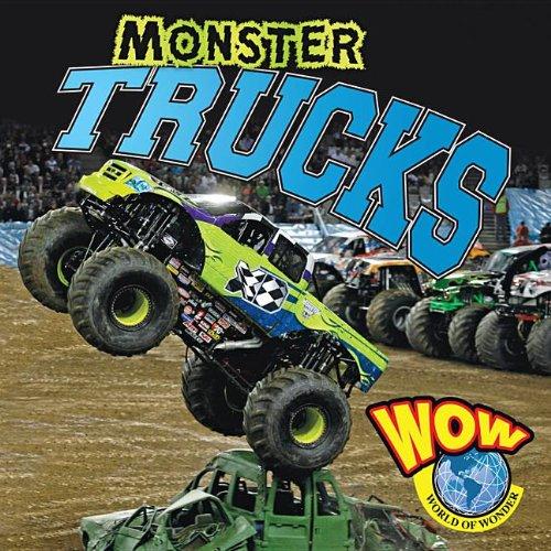 Monster Trucks (Wow: Big Machines): Wiseman, Blaine