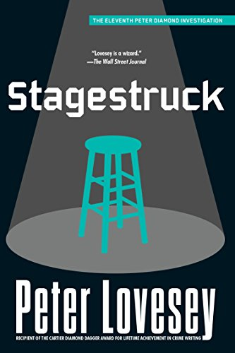 9781616950804: Stagestruck (A Detective Peter Diamond Mystery)