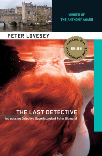 9781616950811: The Last Detective (A Detective Peter Diamond Mystery)