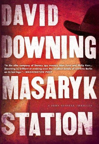 Masaryk Station: Downing, David