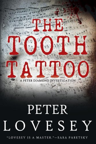 9781616952303: The Tooth Tattoo (A Detective Peter Diamond Mystery)