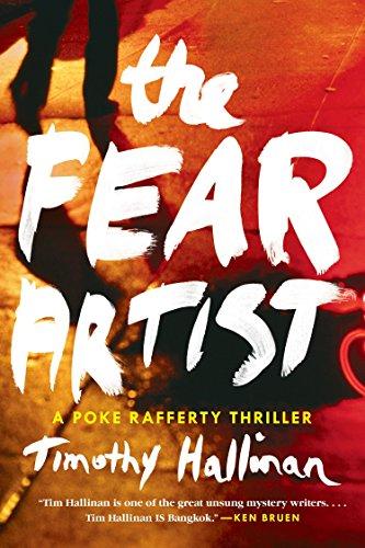 9781616952556: The Fear Artist (A Poke Rafferty Novel)
