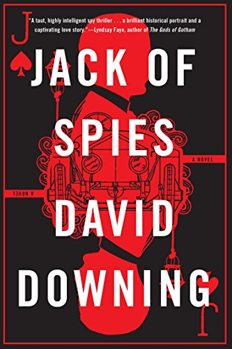 JACK OF SPIES: Downing, David