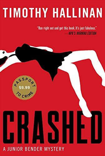 9781616952761: Crashed (A Junior Bender Mystery)