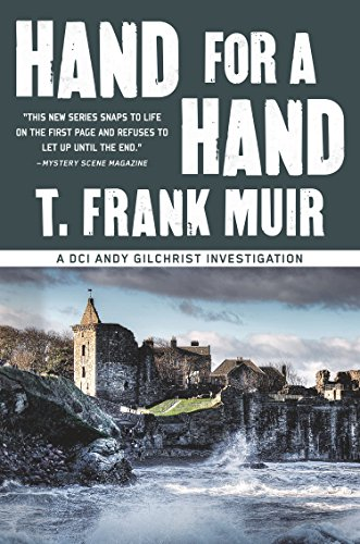 9781616952952: Hand for a Hand (A DCI Andy Gilchrist Investigation)
