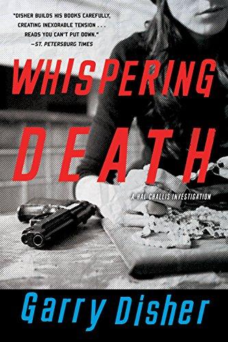 Whispering Death (A Hal Challis Investigation): Disher, Garry