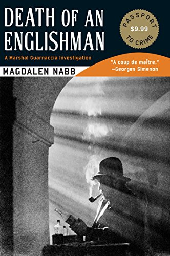 9781616952990: Death of an Englishman (Marshal Guarnaccia)
