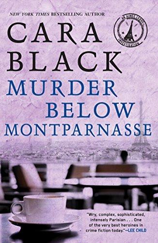 9781616953294: Murder Below Montparnasse