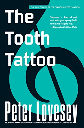 9781616953669: The Tooth Tattoo (A Peter Diamond Investigation)