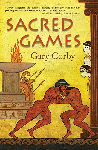 9781616953690: Sacred Games (Athenian Mystery)