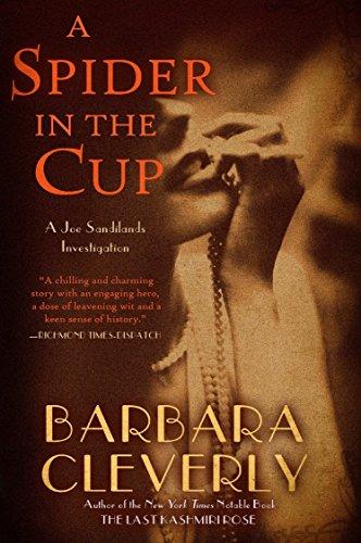 A Spider In The Cup: A Joe Sandilands Investigation (Paperback)