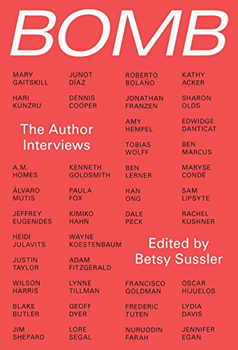 Bomb The Author Interviews