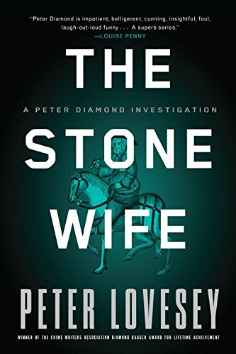 9781616953935: The Stone Wife (A Detective Peter Diamond Mystery)