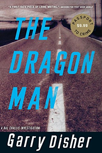 The Dragon Man (A Hal Challis Investigation): Disher, Garry