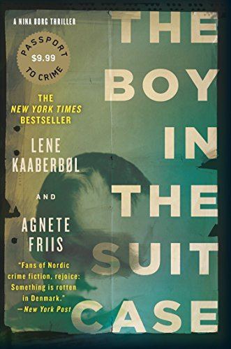 9781616954918: Boy in the Suitcase, The : Nina Borg #1 (Nina Borg Novel)
