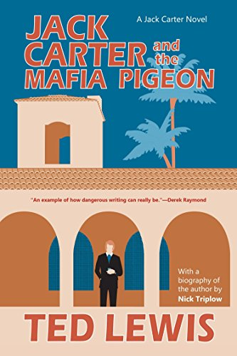 9781616955076: Jack Carter and the Mafia Pigeon (Jack Carter Trilogy)