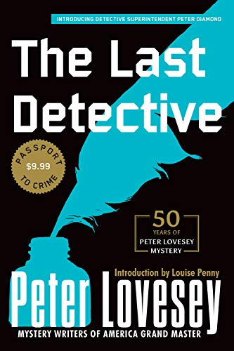 9781616955304: The Last Detective (A Detective Peter Diamond Mystery)