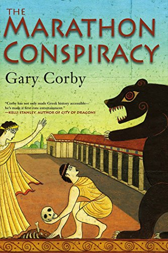 9781616955359: The Marathon Conspiracy (An Athenian Mystery)