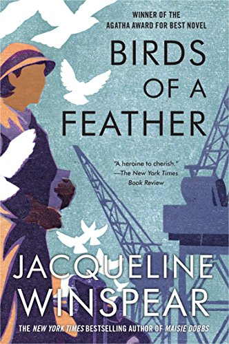 9781616956325: Birds of a Feather (Maisie Dobbs Mysteries)