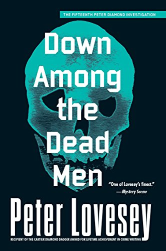 9781616956394: Down Among the Dead Men (A Detective Peter Diamond Mystery)