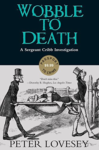 9781616956592: Wobble to Death (A Sergeant Cribb Investigation)