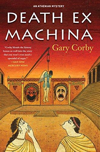 Death Ex Machina (Athenian Mysteries): Gary Corby