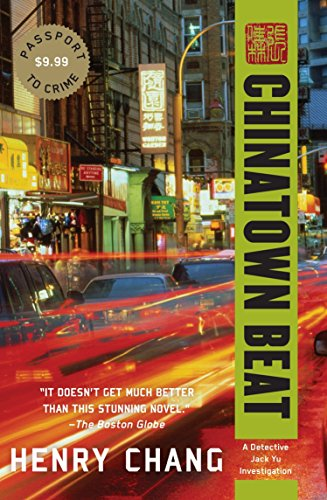 9781616957179: Chinatown Beat (A Detective Jack Yu Investigation)