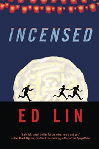 Incensed (A Taipei Night Market Novel): Lin, Ed