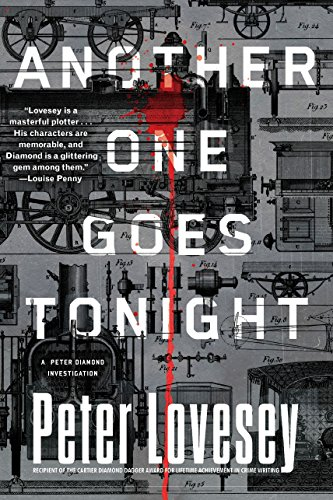9781616957582: Another One Goes Tonight (A Detective Peter Diamond Mystery)