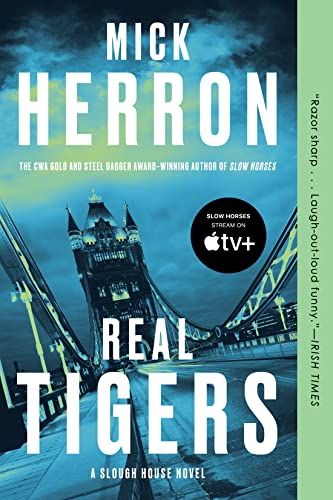 9781616957988: Real Tigers (Slough House)