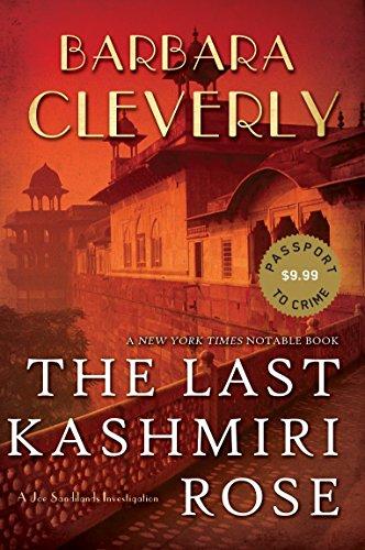 9781616958183: The Last Kashmiri Rose (A Detective Joe Sandilands Novel)