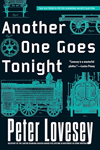 9781616958312: Another One Goes Tonight (A Detective Peter Diamond Mystery)