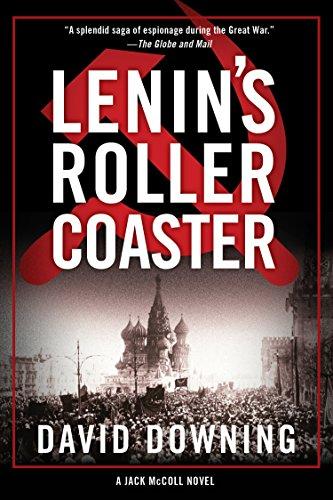9781616958916: Lenin's Roller Coaster (A Jack McColl Novel)