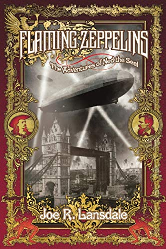 9781616960025: Flaming Zeppelins: The Adventures of Ned the Seal