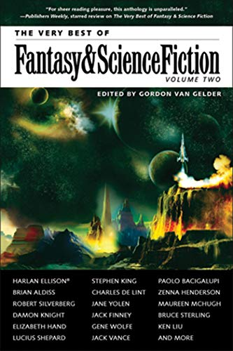 9781616961633: The Very Best of Fantasy & Science Fiction, Volume 2