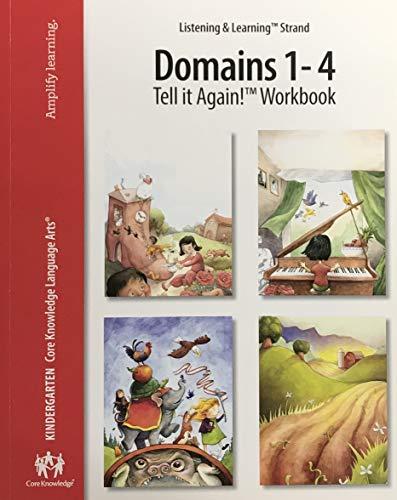 9781617001079: Domains 1-4 Tell It Again Workbook