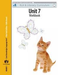 Skills Strand Unit7 Language Arts Workbook grade 1: Core Knowledge