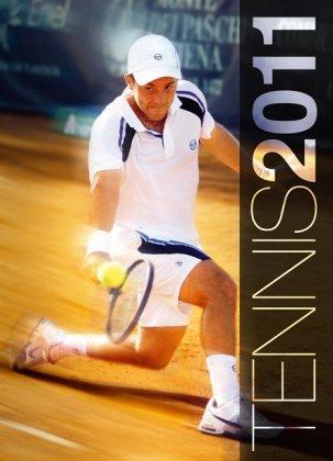 9781617010040: Tennis 2011 Official Calendar